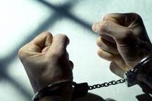 دستگیری عامل شرارتهای سریالی در شمال سیستان و بلوچستان