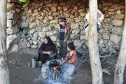 ماجرای زن جوانی که با ۲ فرزندش در کوه زندگی میکند