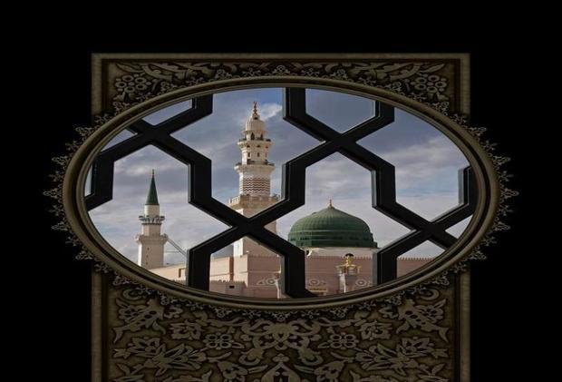 قصرشیرین در سالروز رحلت پیامبر اکرم (ص) به سوگ  نشست