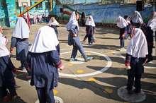 فضای ورزشی دانش آموزان مازندرانی نصف میانگین کشوری است