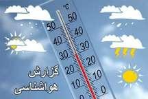 هوای اصفهان پنج درجه خنک شد