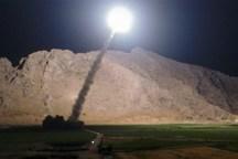 حمله موشکی سپاه سیلی محکمی به داعش بود