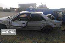 تصادف در جاده بیرجند - قاین ۳ کشته داشت