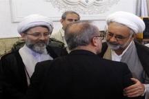 تقدیر نماینده ولی فقیه استان از مدیرعامل آبفای گیلان در نمازجمعه