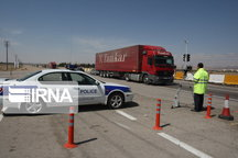 محدودیت ترافیکی در جاده قدیم ساوه به همدان اعلام شد
