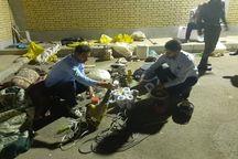 باند ۶ نفره حفاران غیرمجاز در کرمانشاه دستگیر شدند