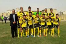 توقف تیم شهرداری ماهشهر در هفته هفتم لیگ دسته یک فوتبال کشور