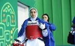 تکواندوکار دختر ایران مدال برنز گرفت