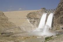 رهاسازی آب از سد مارون و کوثر افزایش یافت