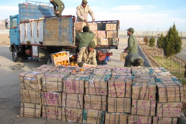 کشف کالای قاچاق در کهگیلویه و بویراحمد 6 درصد بیشتر شد