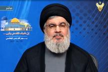 نصرالله: حزبالله ثابت کرد که از مهمترین قدرتها در جنگ با تروریسم و گروههای تکفیری در منطقه است /میخواهند به بهانه داعش در عراق بمانند و به همین بهانه به سوریه آمدند