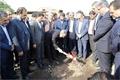 افتتاح و کلنگ زنی 12 طرح آموزشی در دزفول و اندیمشک