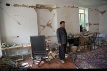 12 روستا در کانون اصلی زلزله یکشنبه شب قرار داشتند