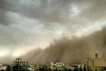 توفان با سرعت 86 کیلومتر بر ساعت، میبد را درنوردید