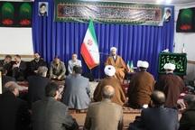 امام جمعه مرند:القای ناکارآمدی مدیریت مردم سالاری دینی توطئه دشمن است