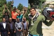 کردستان بر سکوی دوم رقابتهای دوچرخه سواری قهرمانی کوهستان کشور ایستاد