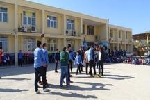 اعزام 307 دانش آموز ایلامی به مسابقات ورزشی کشور