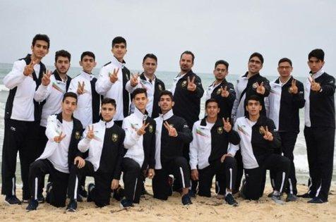 تیم تکواندو نوجوانان ایران قهرمان جهان شد