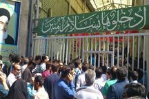استقبال بالای مردم از انتخابات / مردم خواستار بیشتر شدن صندوق های اخذ رای هستند