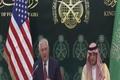 وزیر خارجه آمریکا: شورای هماهنگی عراق و عربستان صفحه جدیدی را در منطقه میگشاید