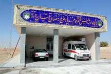 جای خالی خیران در عرصه فوریت های پزشکی اصفهان