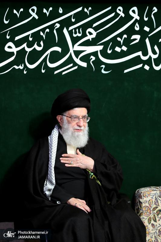 دومین شب عزاداری فاطمیه در حسینیه امام خمینی