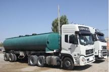 افزون بر 45 هزار لیتر گازوئیل قاچاق در اشکذر کشف شد