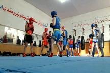 اردوی آمادگی تیم ووشو آذربایجان غربی در سردشت پایان یافت 