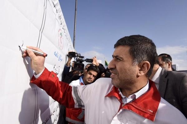 استاندار البرز به کمپین بهبود رفتارهای ترافیکی پیوست