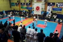 تیم شهرری قهرمان مسابقات کاراته بودوکای کشور شد