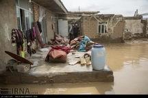 25 خانواده شهید و ایثارگر کرمانشاه دچار خسارت سیل شدند