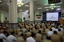 اعلام خزر به عنوان دریای صلح و دوستی نشان دهنده اقتدار جمهوری اسلامی ایران است  نیروی دریایی حافظ مرزهای آبی کشور