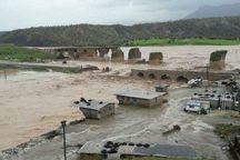 مرمت پل تاریخی کشکان پایان یافت