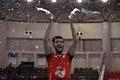 تصاویر | خوشحالی جوانان ارومیهای بعد از صعود به لیگ برتر والیبال