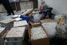 کشف 800 هزار عدد داروی مخدر در مشهد