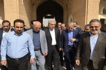 بهره برداری 10طرح گردشگری اصفهان با صرف630 میلیارد ریال آغاز شد