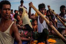 طرح سازمان ملل برای اسکان آوارگان مسلمان میانمار در جزیره دورافتاده