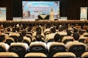 گزارش تصویری مراسم تودیع و معارفه فرمانده مرزبانی استان خوزستان