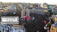 پخش عزاداری حسینیه اعظم زنجان از ۱۷ شبکه تلویزیونی ملی و بین المللی