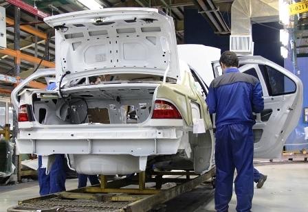 سالن پذیرش نهایی ایران خودرو تبریز مورد بهره برداری قرار گرفت