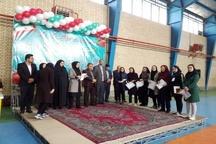 برگزاری جشنواره ورزشی بانوان در آبیک قزوین
