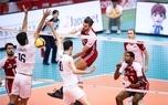آمار بازی ایران و لهستان در جام جهانی 2019 والیبال