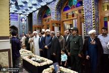 مراسم سالگرد آیت الله صدوقی در یزد برگزار شد + تصاویر