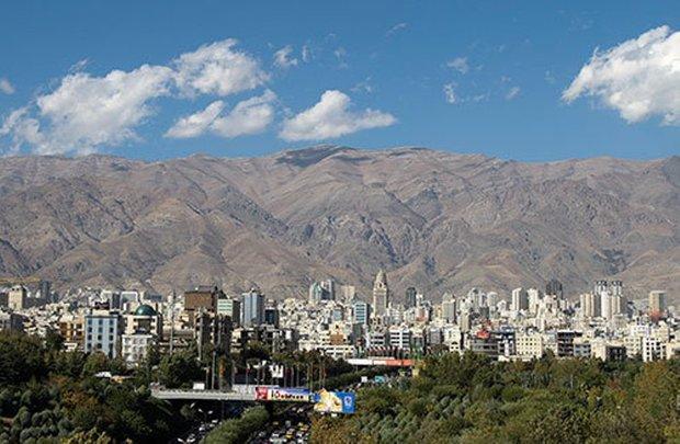 کیفیت هوای تهران همچنان سالم است