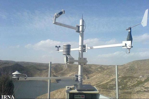 نخستین ایستگاه بارانسجی خودکار و ایرانی استان افتتاح شد