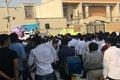 راهپیمایی روز 13 آبان در دیر بوشهر برگزار شد