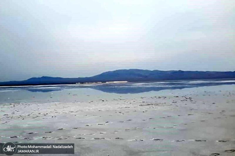 دریاچه نمک حوض سلطان