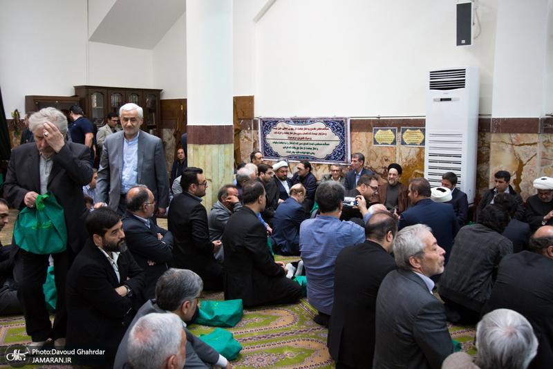 مراسم بزرگداشت مرحوم غلامرضا موسی رمضانی