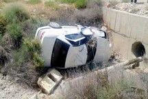حادثه رانندگی در خداآفرین 2 کشته بر جا گذاشت