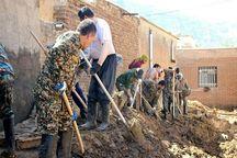 ۳۰۵ گروه جهادی خراسان رضوی به مناطق سیلزده خدمات ارائه دادند